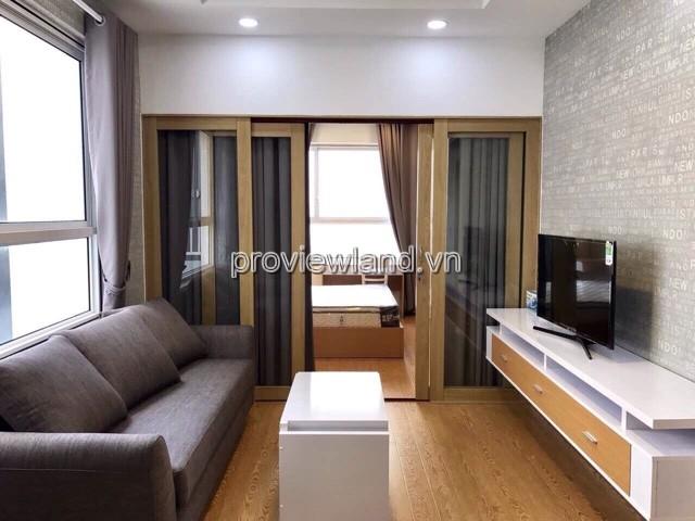 Cho thuê căn hộ Lexington Quận 2 tầng cao view đẹp 48m2 1PN