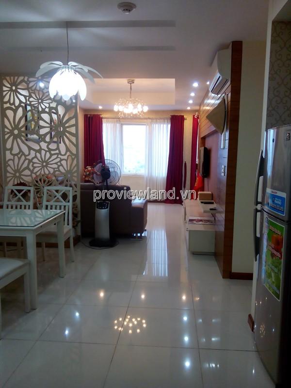 Cho thuê căn hộ Morning Star tầng 17 3PN đầy đủ nội thất