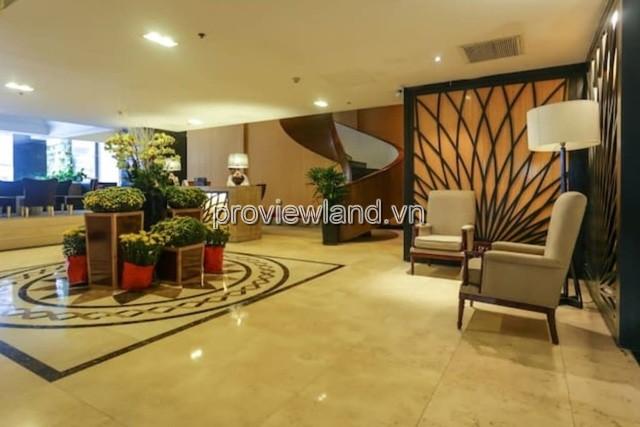 Căn hộ The One Saigon cho thuê tại tâng 18 view BItexco 118m2 2PN full nội thất
