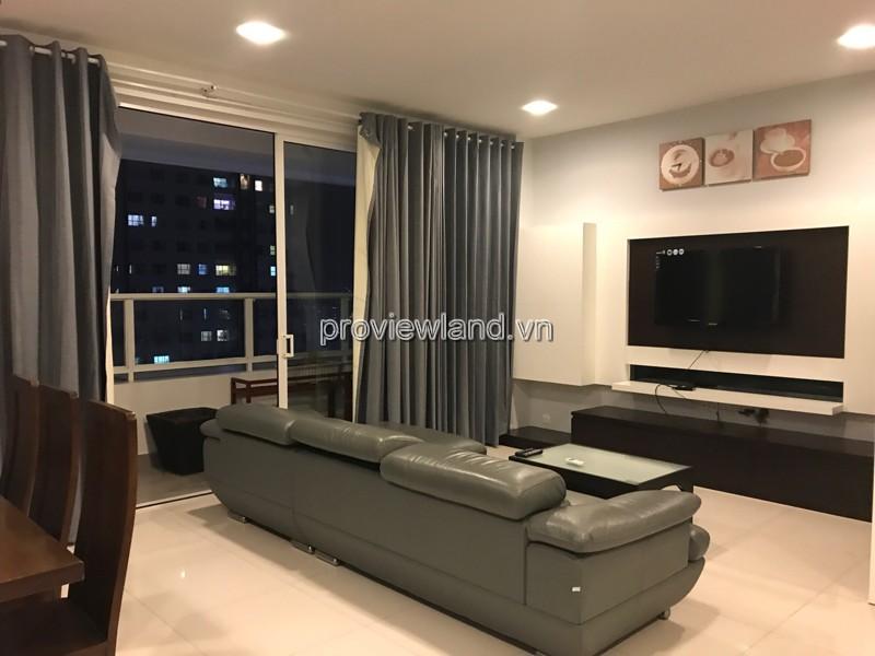 Căn hộ Sunrise City cho thuê tại tầng 19 3PN có diện tích 170m2 view đẹp thoáng mát