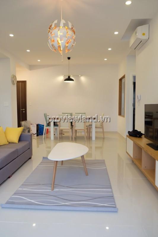 Cho thuê Tropic Garden Quận 2 view City DT 125m2 3PN đầy đủ nội thất