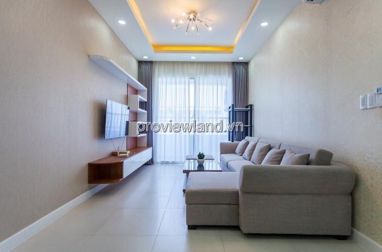 Cho thuê căn hộ Lexington tầng 23 DT 82m2 2PN đầy đủ nội thất