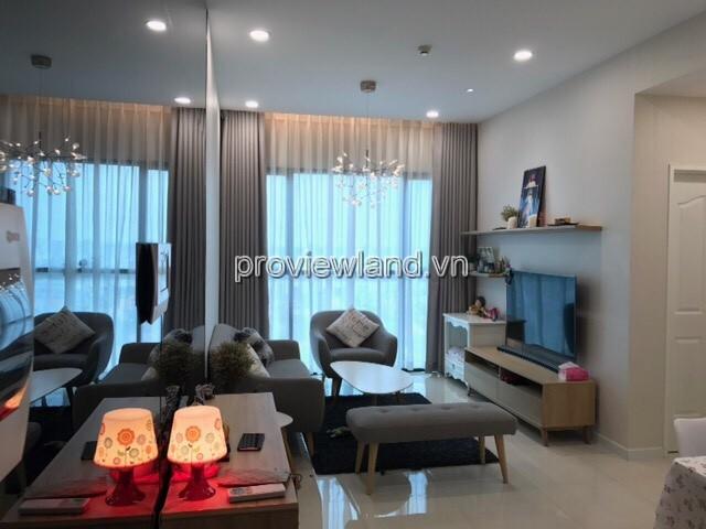 Cho thuê căn hộ Ascent Quận 2 tầng 19 view đẹp 70m2 2PN nội thất cao cấp