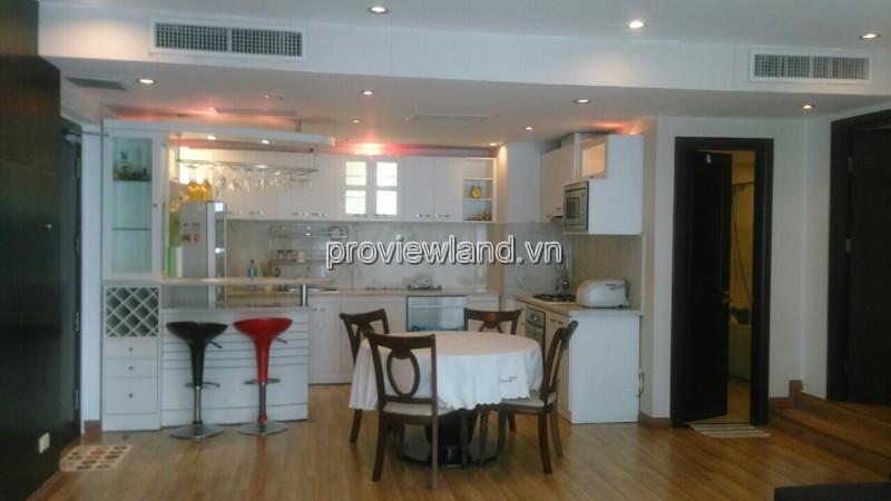 Cho thuê căn hộ Lancaster Quận 1 DT 90m2 2PN đầy đủ nội thất