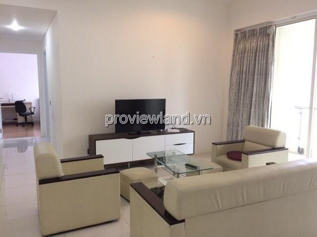Cho thuê căn hộ Estella Quận 2 tầng 9 có diện tích 101m2 2PN view đẹp full nội thất
