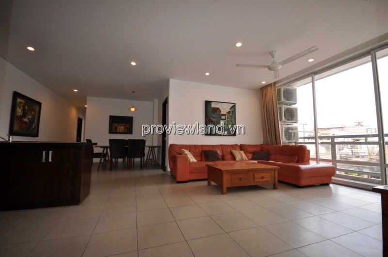 Bán căn hộ Horizon Quận 1 có diện tích 122m2 3 phòng ngủ đầy đủ nội thất giá rẻ