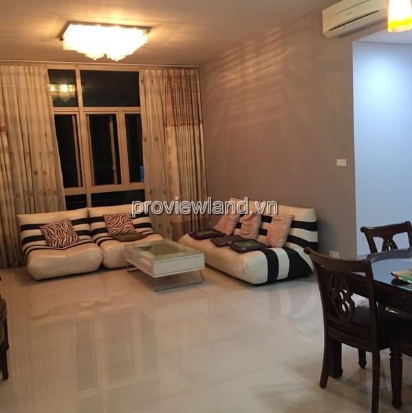 Bán căn hộ The Vista tại tầng cao căn hộ thiết kế hiện đại 140m2 3 phòng ngủ