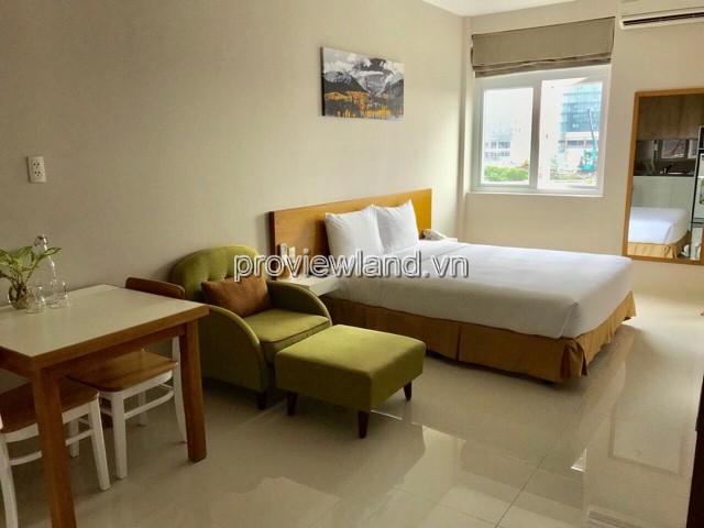 Cho thuê căn hộ dịch vụ Quận Bình Thạnh đường Trường Sa DT 35m2 1PN