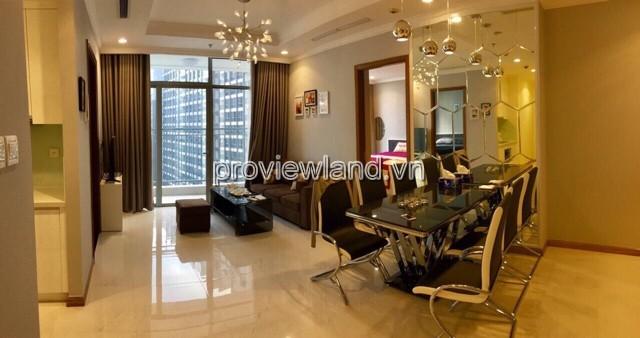 Cho thuê căn hộ Vinhomes tầng cao tháp L1 diện tích 100m2 3 phòng ngủ
