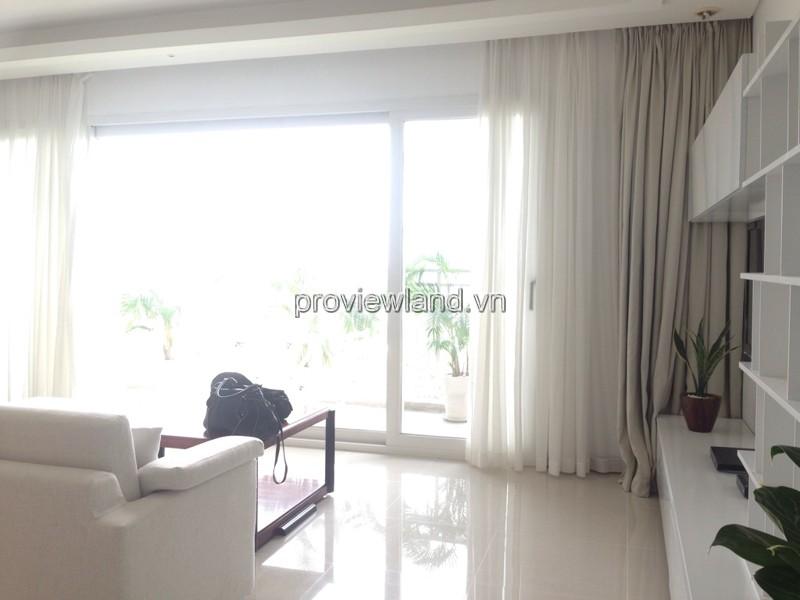 Căn hộ Xi Riverview cho thuê tại quận 2 tầng 8 3 phòng ngủ 145m2
