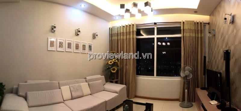 Bán căn hộ Saigon Pearl tầng cao view thành phố diện tích 90m2 2 phòng ngủ