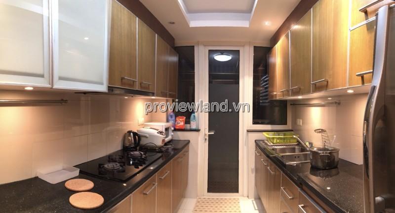 Cho thuê căn hộ dịch vụ Saigon Pearl Quận Bình Thạnh 90m2 2pn