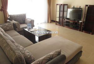 Service Apartment for rent District 1 Le Thanh Ton