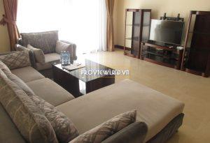 Service Apartment for rent District 1 Le Thanh Ton