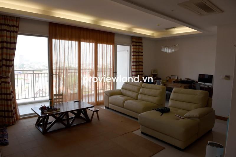 Cho thuê căn hộ Xi Riverview tầng 9 tòa 103 có diện tích 145m2 3 phòng ngủ