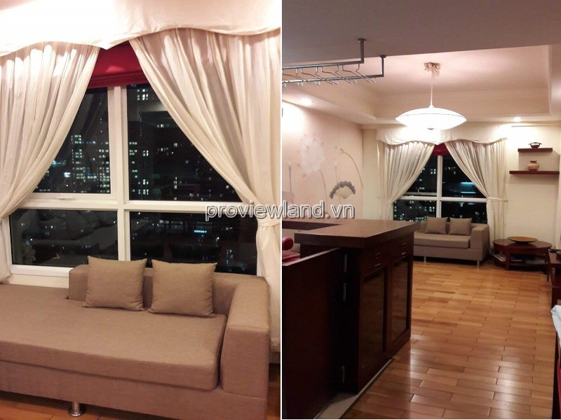 The Manor apartment for rent 19th floor 51sqm 1 bedrooms