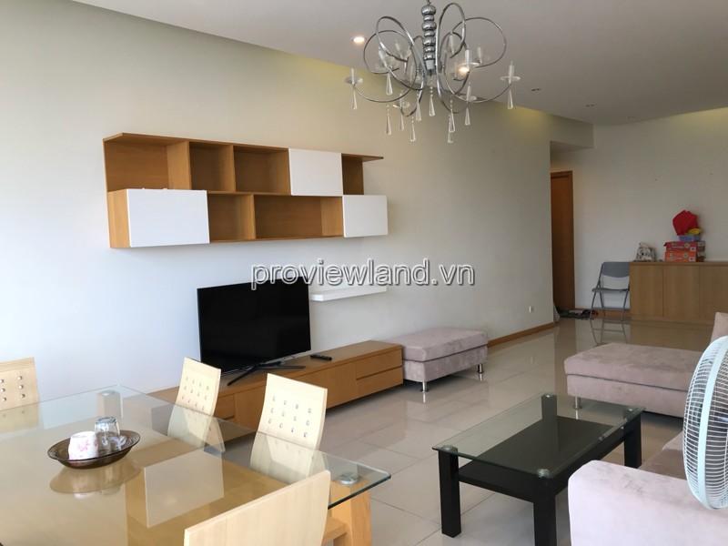 Cho thuê căn hộ dịch vụ Quận Bình Thạnh tại Saigon Pearl 140m2 3 phòng ngủ