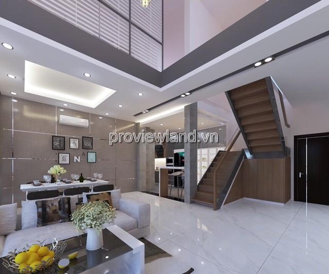 Cho thuê căn penthouse Tropic Garden 240m2 4pn