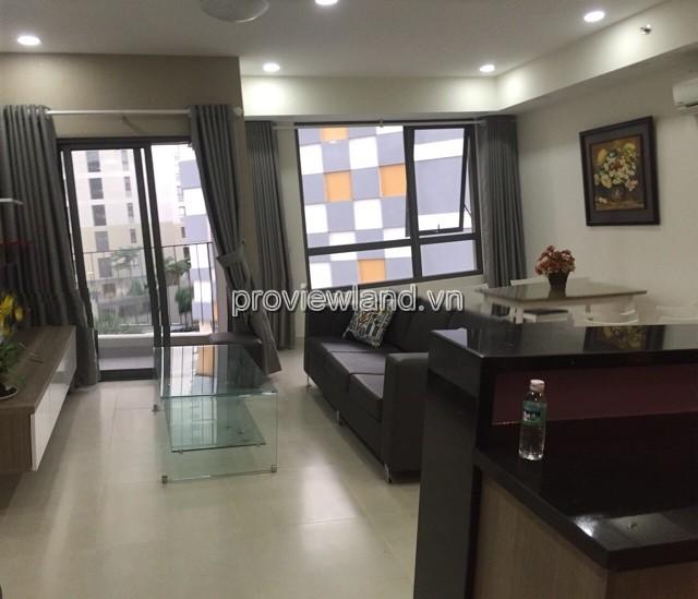 Cho thuê căn hộ cao cấp Masteri Thảo Điền tầng thấp tháp T1 có diện tích 70m2 2PN