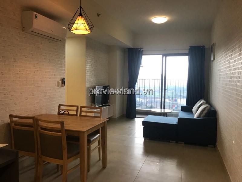 Cho thuê căn hộ Quận 2 dự án Masteri Thảo Diền 71m2 tháp T1 2PN