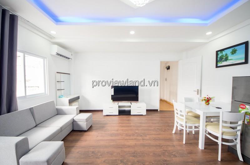 Cho thuê căn hộ dịch vụ quận 1 Trần Hưng Đạo 40m2 1PN nội thất cao cấp