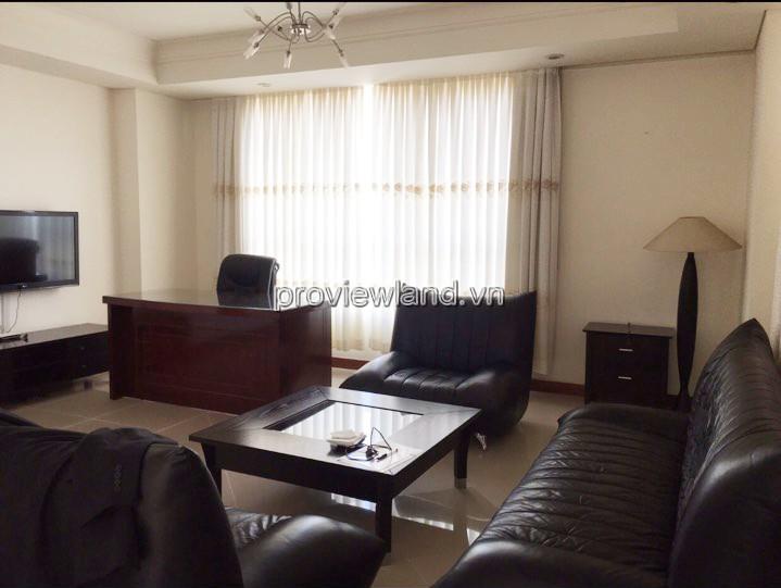 Cho thuê căn hộ The Manor 3PN