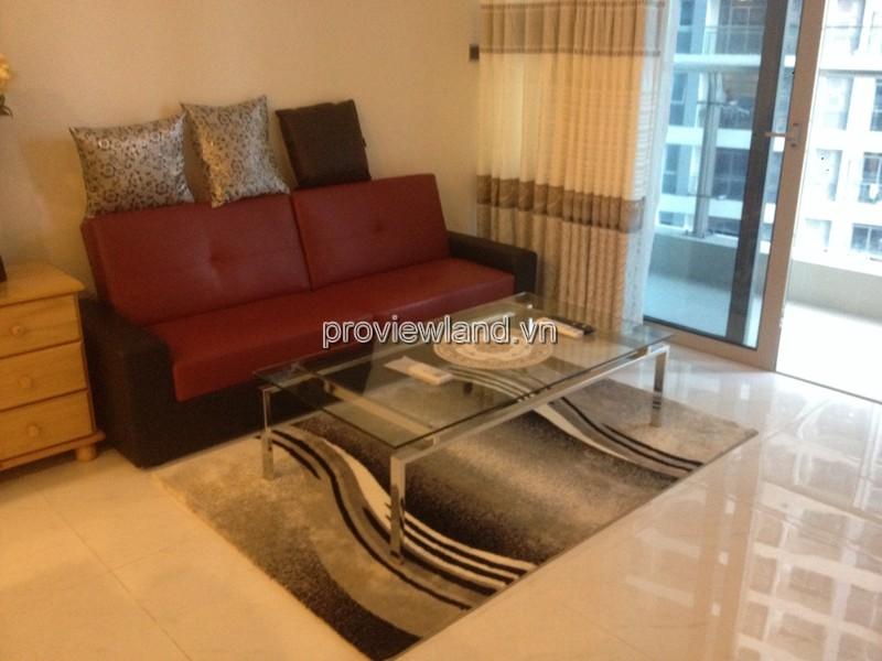 Cho thuê căn hộ cao cấp Vinhomes Tân Cảng có diện tích 80m2 1PN tầng 21