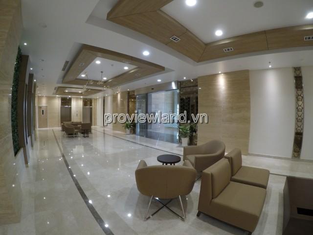 căn hộ cao cấp Sala Sarimi tại Quận 2 cho thuê tầng 9 DT 93m2 2PN
