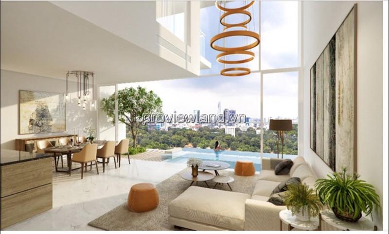 Bán căn hộ siêu sang Serenity ngay trung tâm Quận 3 tầng 15 DT 68m2 1PN