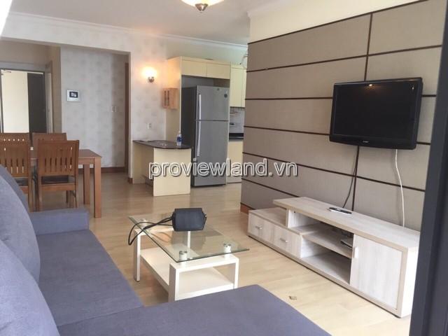Cho thuê căn hộ cao cấp Cantavil An Phú Block A2 tầng 12 DT 79m2 2PN