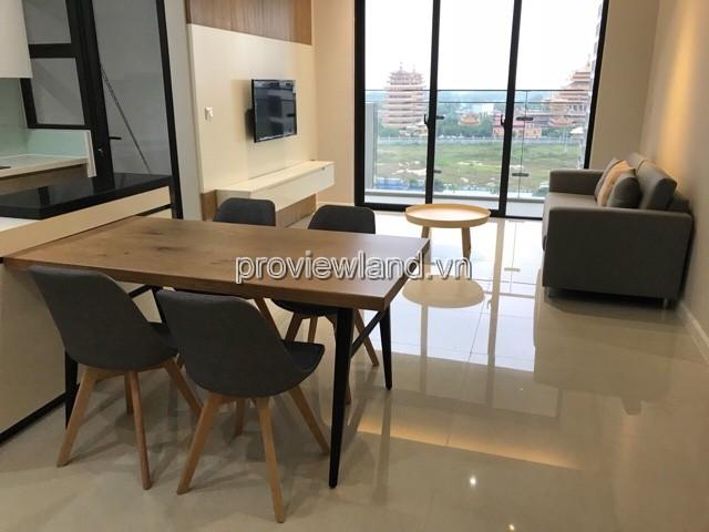 Căn hộ cho thuê Estella Heights 2PN với DT 103m2 tầng 10 view hồ bơi
