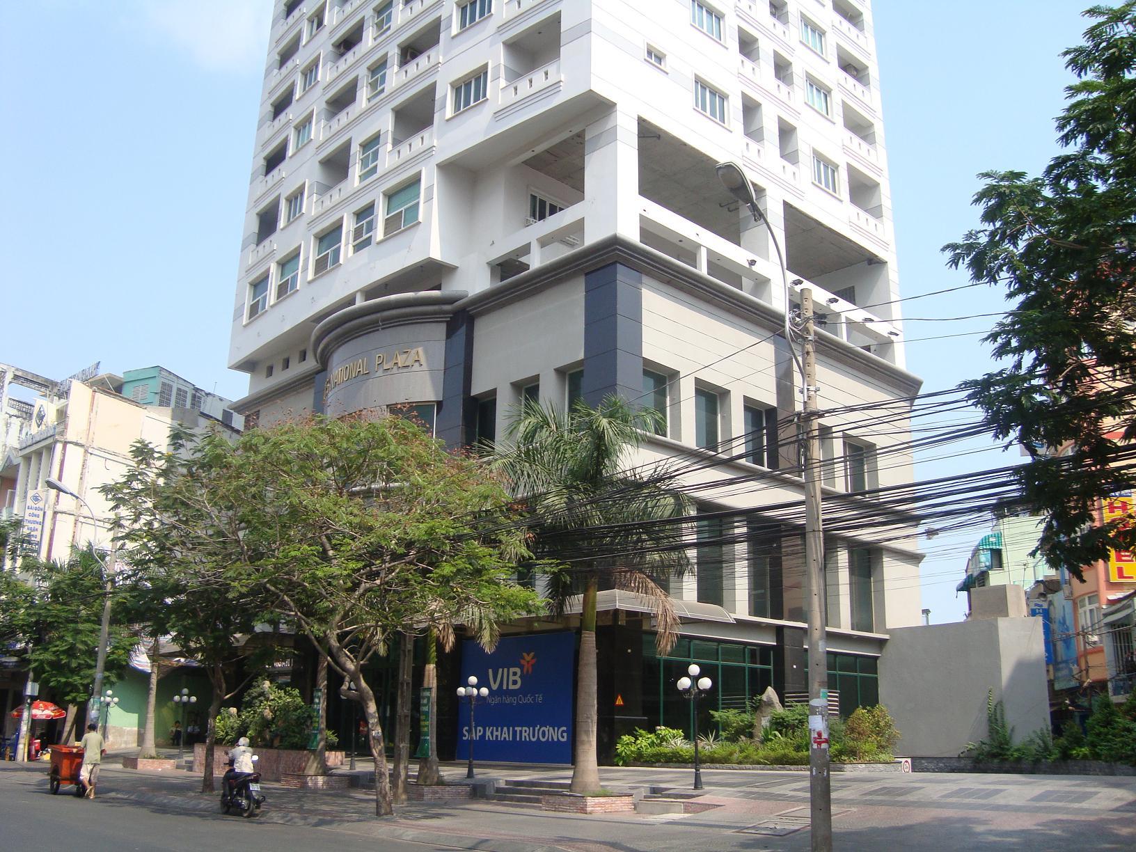 Bán một số cao ốc văn phòng Quận 1 xây dựng 1 hầm 8 lầu DT 133m2-350m2