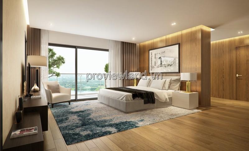 Bán căn Penthouse Gateway Thảo Điền Quận 2 DT 362 tầng 35