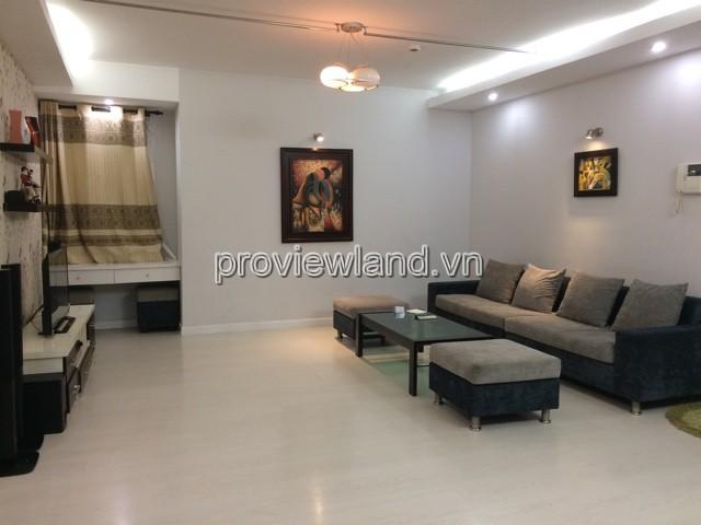 Cho thuê căn hộ dịch vụ Quận 1 đường Phạm Ngủ Lão DT 105m2 2PN