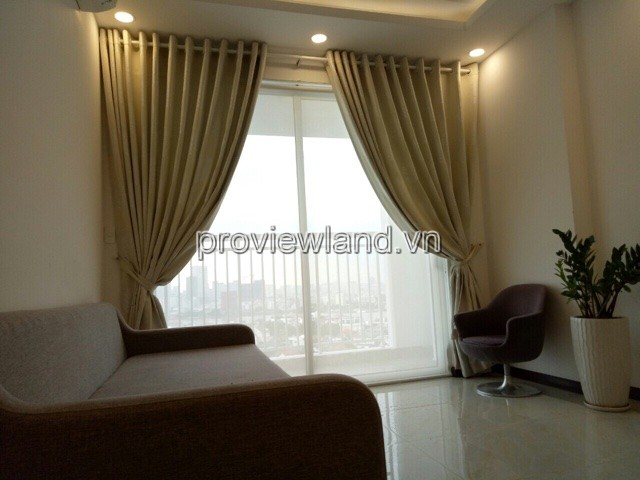 Cần cho thuê căn hộ Tropic Garden Quận 2 tầng trung 88m2 3 phòng ngủ