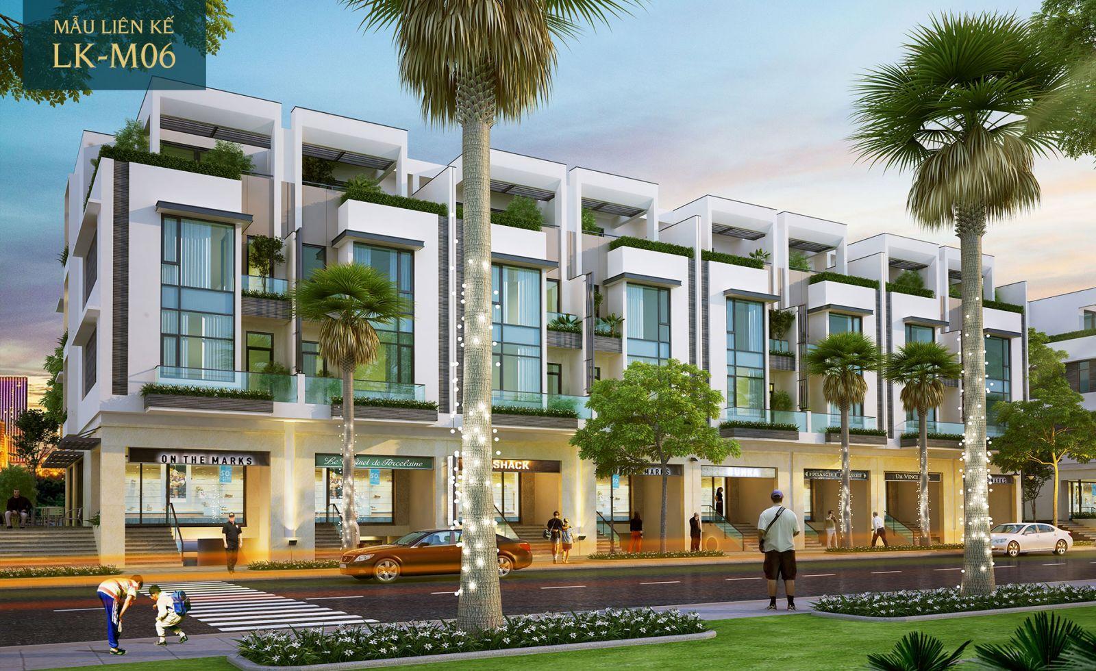 Bán biệt thự thương mại Saigon Mystery Villas 1 hầm 1 trệt 1 lững 4 lầu sâng thượng