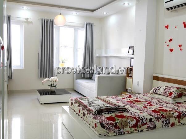Cho thuê căn hộ dịch vụ Quận 1 Nguyễn Cư Trinh 1 phòng ngủ