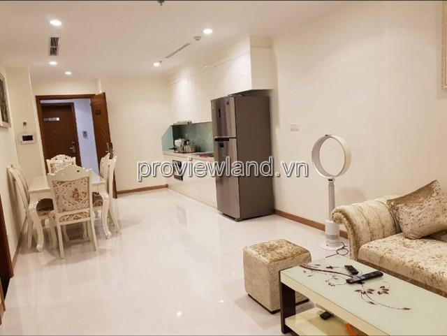 Cho thuê căn hộ 1 phòng ngủ dự án Vinhomes Central Park tháp L2 54m2