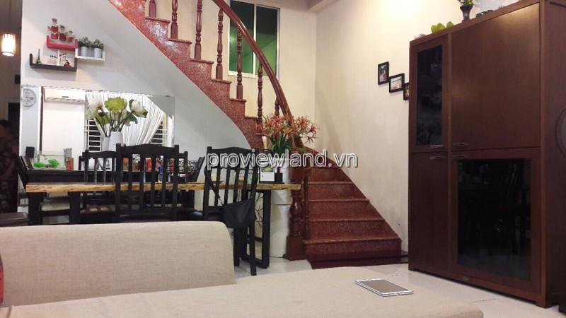 Nhà phố Quận 2 bán tại Thảo Điền có diện tích 69m2 3Pn 1 trệt 1 lầu