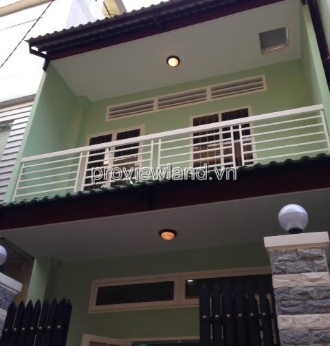 Bán nhà Nguyễn Văn Đậu Quận Bình Thạnh 5 lầu 1 lửng DT 119m2