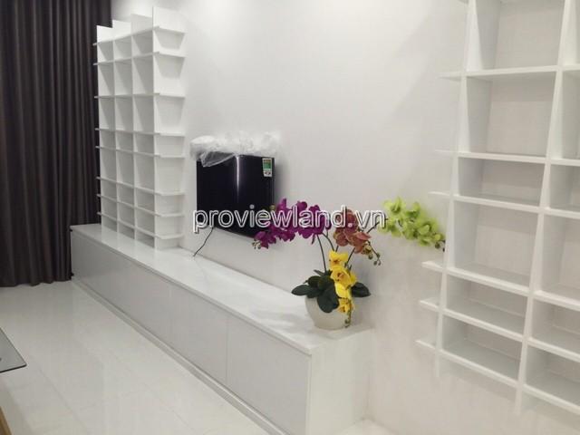 Cần cho thuê căn hộ cao cấp Tropic tháp C2 tầng thấp 112m2 3 phòng ngủ