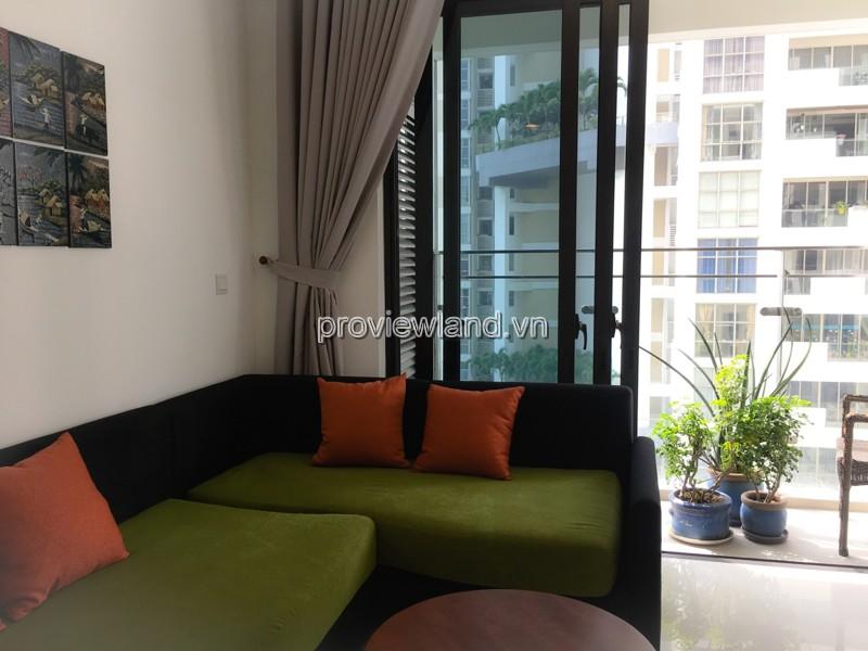 Cho thuê căn hộ 1PN Estella Heights tầng 9 DT 55m2 view đẹp