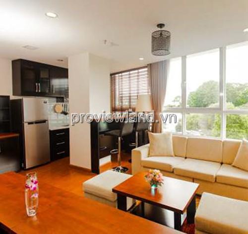 Cho thuê căn hộ dịch vụ Quận 1 đường Nguyễn Du DT 45-60m2