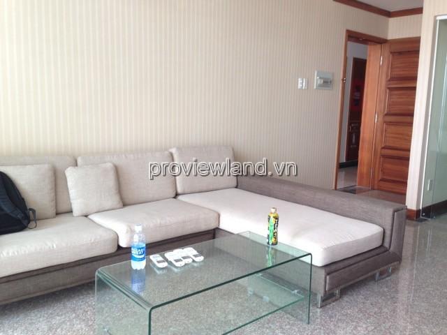 Cho thuê căn hộ Hoàng Anh Riverview Quận 2 có diện tích 138m2 3PN tầng cao