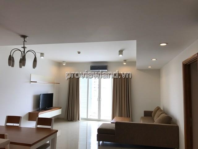 Cho thuê căn hộ River Garden Quận 2 tầng cao tháp B diện tích 149m2 3 phòng ngủ