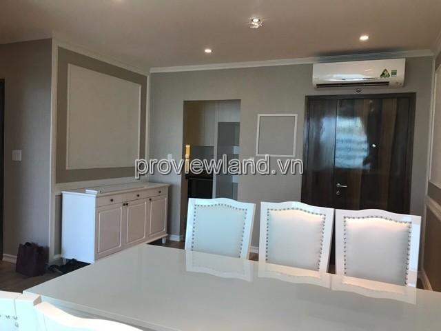 Bán căn hộ Léman Luxury Apartment Quận 3 diện tích 87m2 2 phòng ngủ