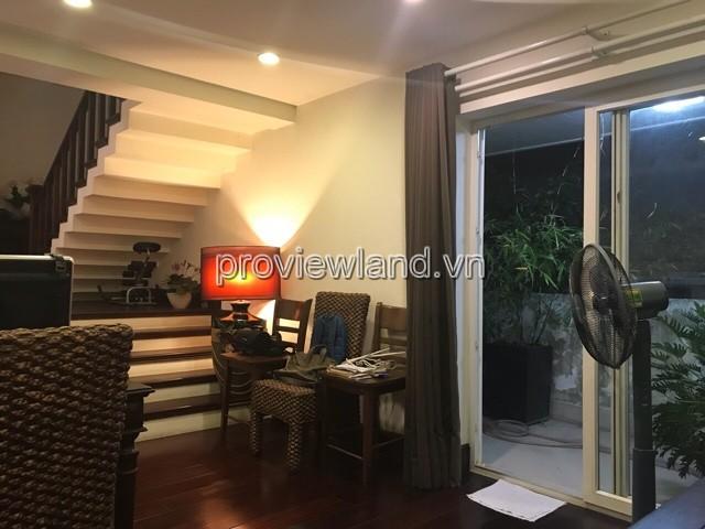 Nhà Quận 2 cho thuê có diện tích 112m2 mặt tiền đường Nguyễn Duy Hiệu