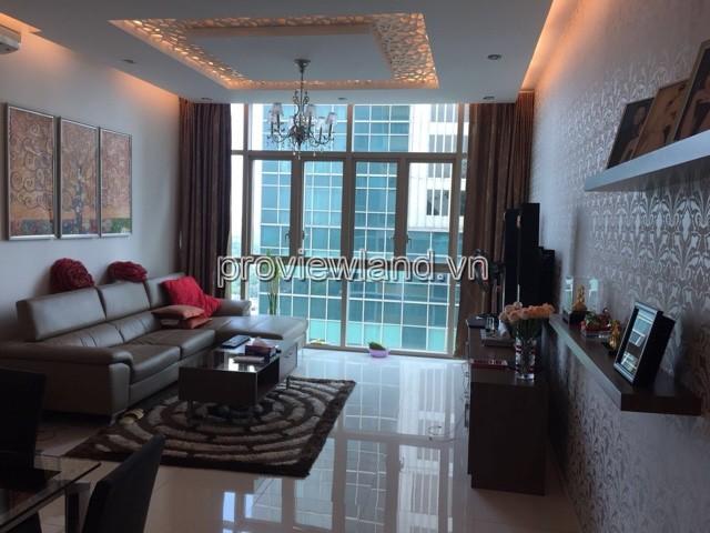 Căn hộ cao cấp The Vista cho thuê với diện tích 142m2 3 phòng ngủ