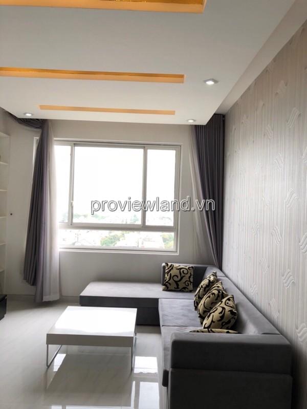 Cho thuê căn hộ hộ 2 phòng ngủ Block C2 dự án Tropic Garden
