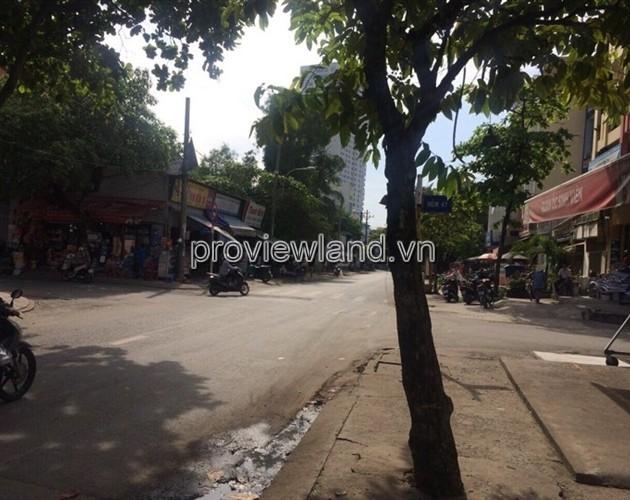 Bán nhà phố Quận 2 mặt tiền đường Quốc Hương tiện làm văn phòng kinh doanh